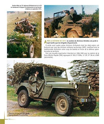 libro la jeep dans l 39 armee francaise de 1954 a 2003 di. Black Bedroom Furniture Sets. Home Design Ideas
