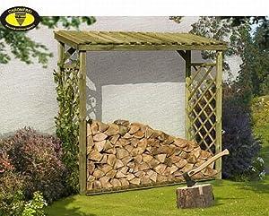 Kaminholzregal Kaminholzunterstand Brennholz Unterstand klein  BaumarktKundenbewertung und Beschreibung