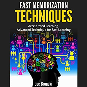 Fast Memorization Techniques Audiobook