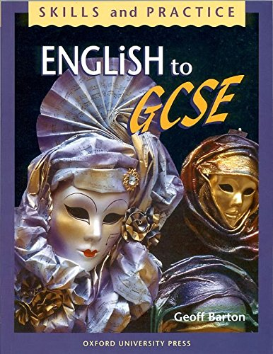 English to GCSE (English To Gsce)