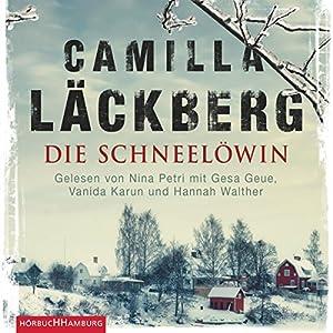 Die Schneelöwin (Erica Falck & Patrik Hedström 9) Audiobook