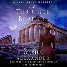 A Terrible Beauty: A Lady Emily Mystery Audiobook by Tasha Alexander Narrated by Bianca Amato