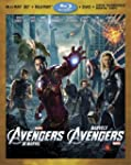 Marvel's The Avengers 3D (4-Disc Bili...
