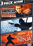 American Ninja / Rage of Honor / Revenge of the Ninja (Three-Pack)