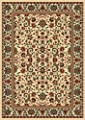 Large 8'x11' Traditional Cream Rug 8x11 Area Rugs Persian Isfahan Design 5x8 Rug Dining Room Carpet Multiple Size Rug 2x8 Cream Runner Rug