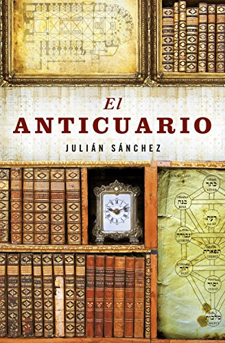 El anticuario (Enrique Alonso series)