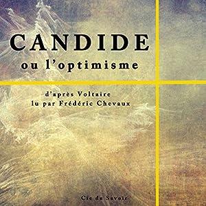 Candide ou l'optimisme Hörbuch