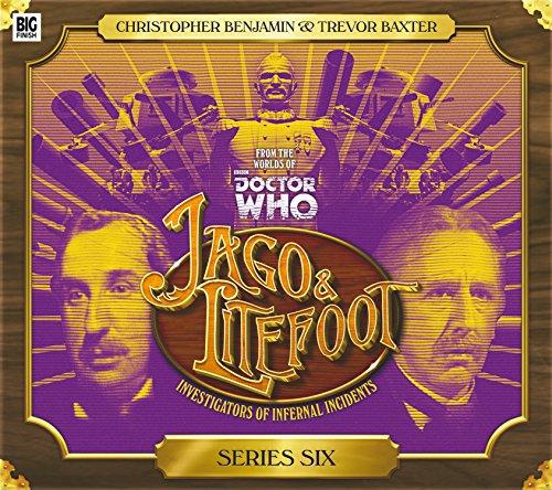 Jago & Litefoot: Series 6