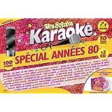 Coffret Karaoké Spécial 80 (10DVD+Micro+2CD)