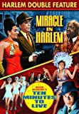 echange, troc Miracle in Harlem & Ten Minutes to Live [Import USA Zone 1]