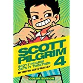 Scott Pilgrim Color 4: Scott Pilgrim Gets It Together: Color Edition