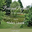 Pride and Prejudice (       UNABRIDGED) by Jane Austen Narrated by Helen Lisanti