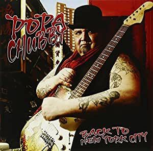 Popa chubby flashed back