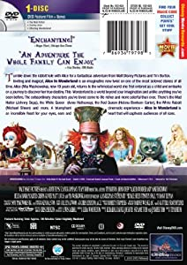 Alice in Wonderland by Walt Disney Pictures