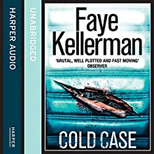 Cold Case (also known as The Mercedes Coffin): Peter Decker and Rina Lazarus Crime Thrillers (       UNABRIDGED) by Faye Kellerman Narrated by George Guidall