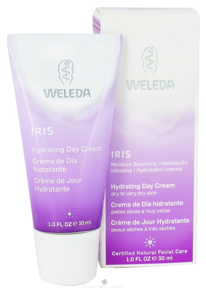 Weleda Iris Hydrating Day Cream, 1 oz weleda