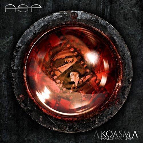 Akoasama: Horror Vacui Live by ASP (2008-12-04)
