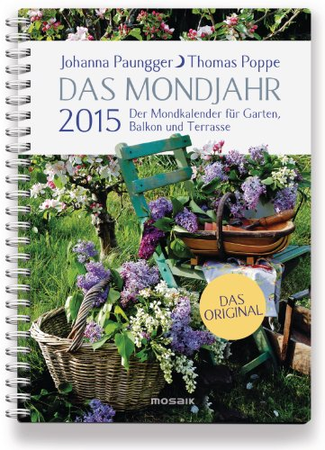 libro das mondjahr 2015 der mondkalender f r garten. Black Bedroom Furniture Sets. Home Design Ideas