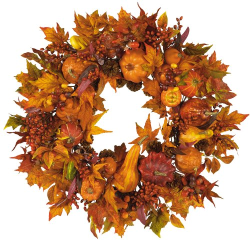 Best Autumn Wreaths For Capturing The Season's Color ...