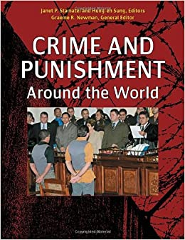 Amazon.com: Crime and Punishment around the World [4 volumes