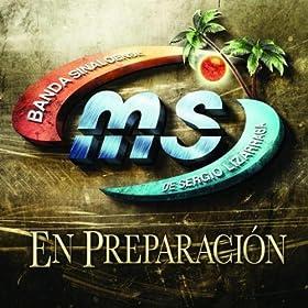 Cover image of song Increible by Banda Sinaloense Ms De Sergio Lizarraga