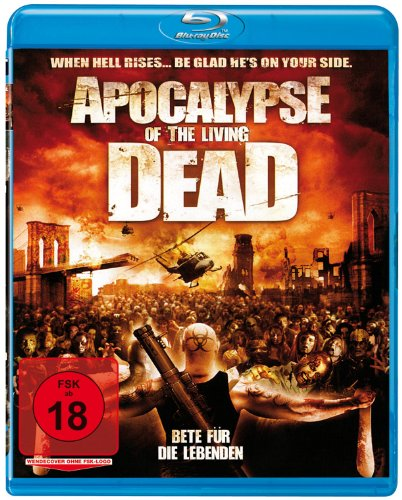 Apocalypse of the Living Dead [Blu-ray]