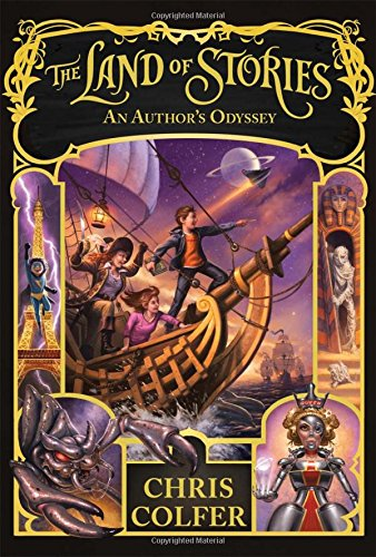 The Land of Stories: An Author's Odyssey: Book 5