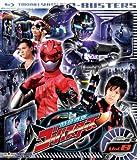 スーパー戦隊シリーズ 特命戦隊ゴーバスターズ VOL.8 [Blu-ray]