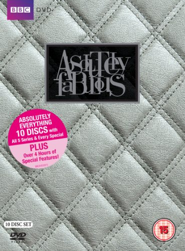 Absolutely Fabulous - Absolutely Everything Box