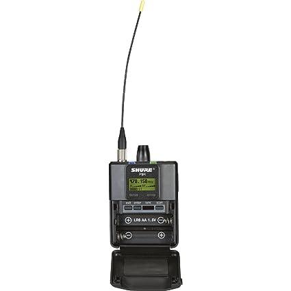 SHURE RECEPT PSM900 RECH.702-742MHz