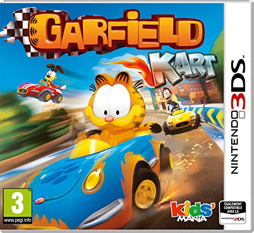 Garfield Kart  (Nintendo 3DS)