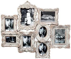 kare bilderrahmen im barock stil f r 8 bilder. Black Bedroom Furniture Sets. Home Design Ideas