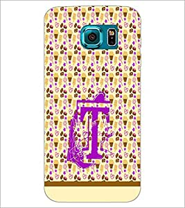 PrintDhaba GRANDbet T D-1321 Back Case Cover for SAMSUNG GALAXY S6 EDGE (Multi-Coloured)