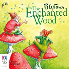 The Enchanted Wood: The Faraway Tree Series, Book 1 Audiobook by Enid Blyton Narrated by Kate Winslet