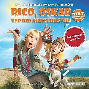 Rico, Oskar und der Diebstahlstein Hörspiel
