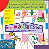 Games Funwood Games 10In1scientifictoys