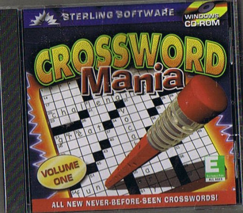 Crossword Mania - Volume One