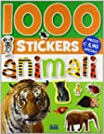 Mille stickers. Animali