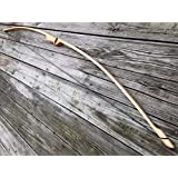 "45/50lb 64"" Traditional Hickory Longbow! Competition or Hunting Bow! Wood Archery!"