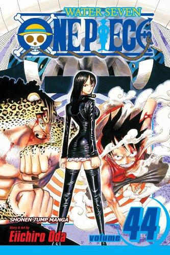 ONE PIECE ワンピース コミック44巻 (英語版)