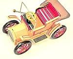 Karmakara Austin Vintage Classic Tin Toy Car automobile