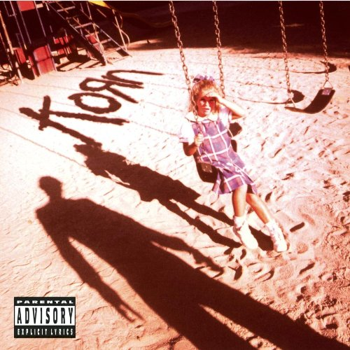 Original album cover of Korn by Korn