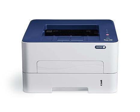 Xerox Phaser 3260 Imprimante Laser Monochrome 28 ppm Ethernet/USB 2.0/Wi-Fi Blanc