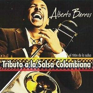 Tributo a La Salsa Colombiana Dvd/cd