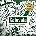 Kalevala: Finnland Sagen und Legenden Hörbuch von Elias Lönnrot, Christine Giersberg Gesprochen von: Reinhard Kuhnert
