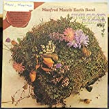Manfred Mann's Earth Band The Good Earth vinyl record