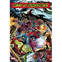 Acts of Vengeance Omnibus by Chris Claremont,&#32;Jim Lee,&#32;Bob Layton and Mark Gruenwald