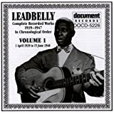 Leadbelly Vol. 1 1939-1940