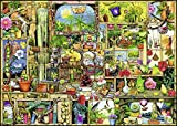 Ravensburger The Gardener's Cupboard 1000 Piece Jigsaw Puzzle Adults – Every Piece is Unique, Softclick Technology Means Pieces Fit Together Perfectly