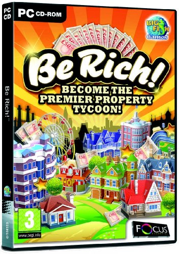 BE RICH! [IMPORT ANGLAIS] [JEU PC]